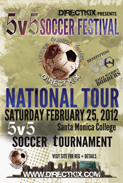 5 vs 5 Soccer Festival